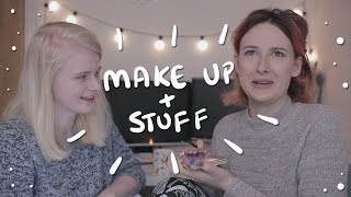 One of NotJustBlonde's most viewed videos: Tessa Does My Make Up
