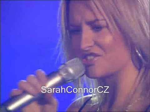 Sarah Connor- Where Did U Sleep Last Nite? (live)