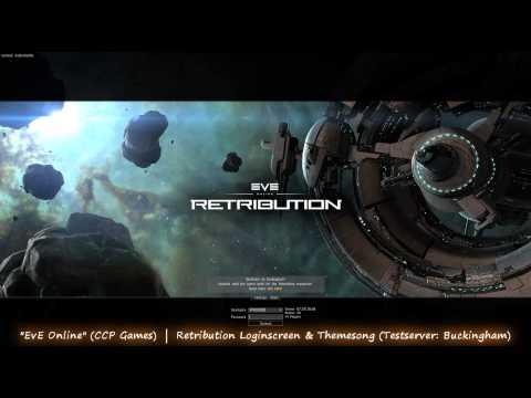 EvE Online - RETRIBUTION Login & Themesong / Expansion Winter 2012 (Buckingham)