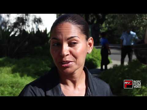 Salli Richardson Whitfield talks George Lopez 10 Annual Golf Classic