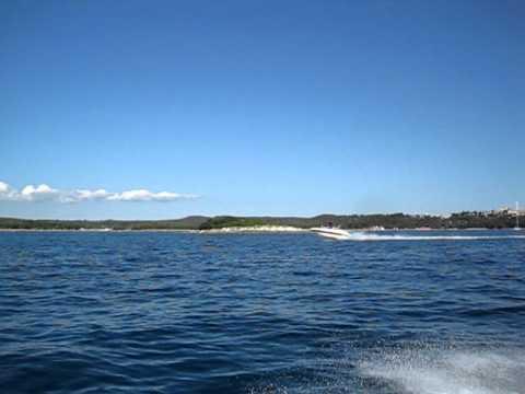 Maxum 19sr  offshore Vrsar  Istria Croatia 2