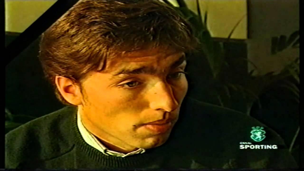 Entrevista a Rui Jorge (Sporting) em 28/01/1999