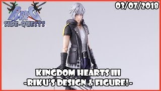 RRPG Side-Quests (03/07/2018) - Riku's Look in Kingdom Hearts III