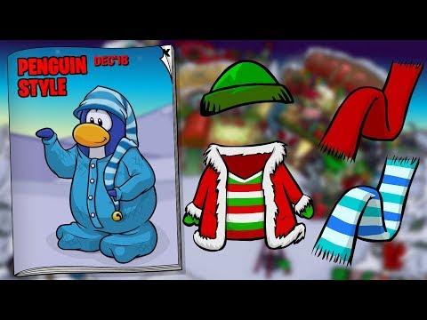 December Catalog Cheats 2018!! (Club Penguin Rewritten)