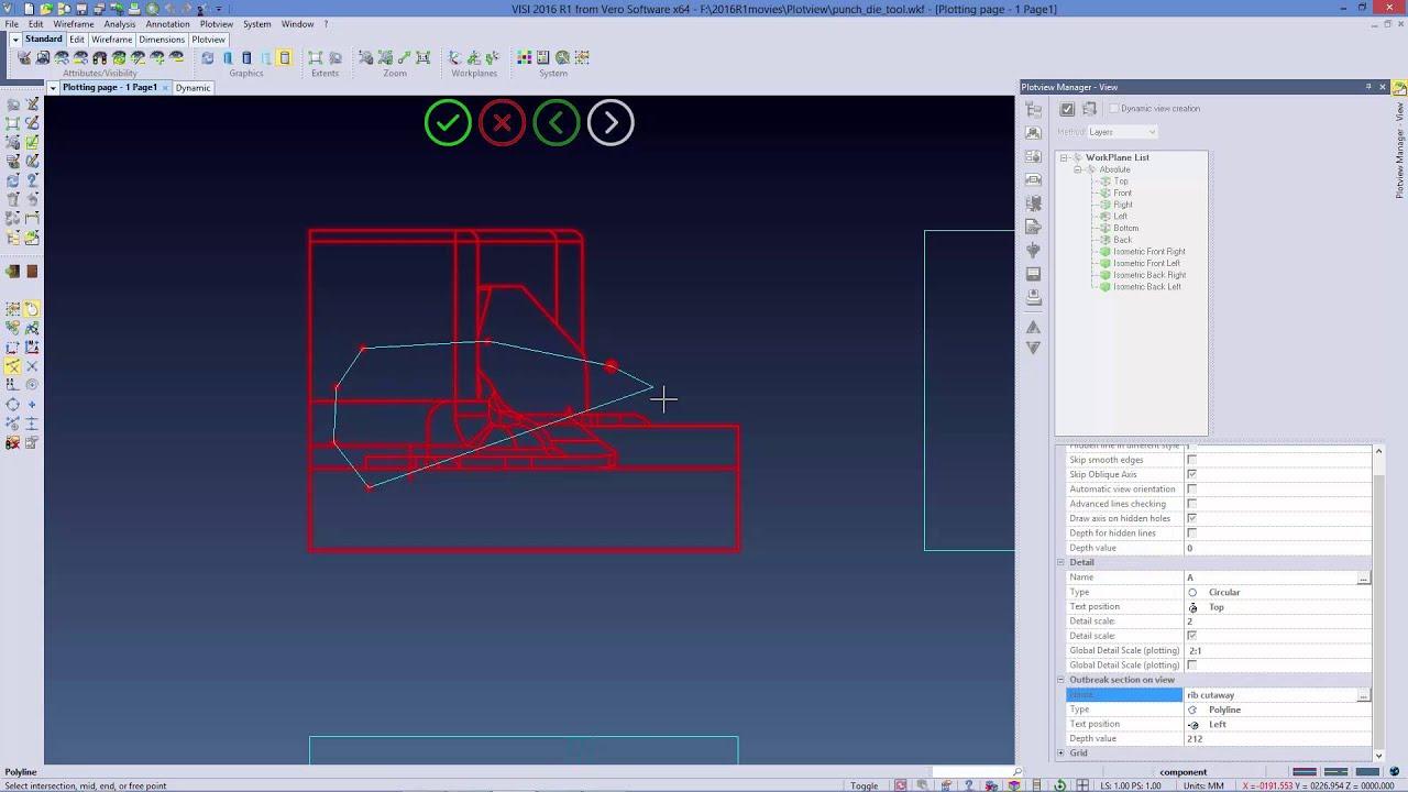 VISI 2016 R1 - Modelling