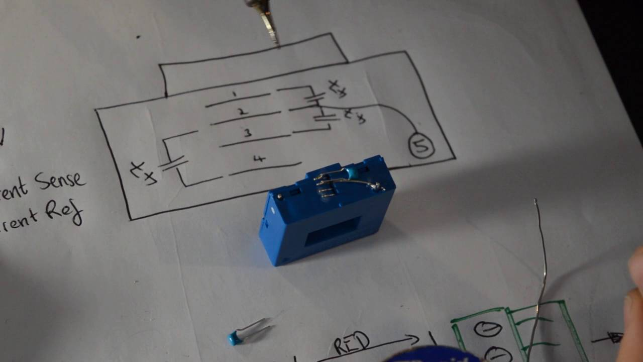 echook nano wiring up the current sensor lem hais 50 p  [ 1280 x 720 Pixel ]