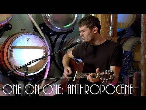 Cellar Sessions: Peter Oren - Anthropocene August 31st, 2017 City Winery New York