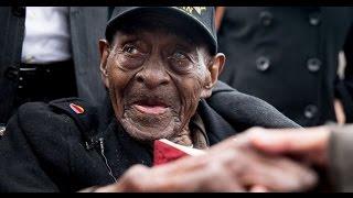 Oldest US World War II Vet Dies at 110