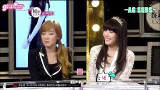 Taeyeon and Tiffany Arguement @ The Beatles Code [ENG Sub].flv - Stafaband