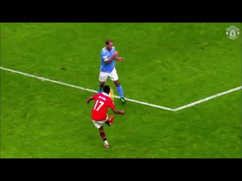 Wayne Rooney Bicycle Kick Goal vs Manchester City