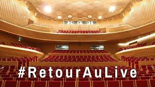 #RetourAuLive : Revivons ensemble les émotions du live !