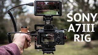 Building a Sony A7iii Camera Rig // SMALLRIG GIVEAWAY!!