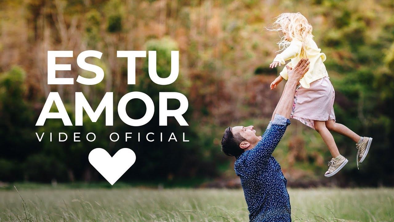 Generación 12 - Es Tu Amor (Video Oficial) - YouTube