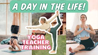 A day in the life of Yoga Teacher Training   Travel Vlog   Daily Life in Peru   Mindset Tips
