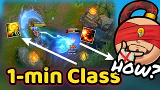 Download Mp3 How To Kick Enemy Back By Chinese Wardhop? - 1min Lee Sin Tutorial#05 - League O