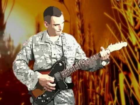 US ARMY BAND AUDITION PT 3  SPC HAARMAN