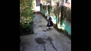 Ritu going school