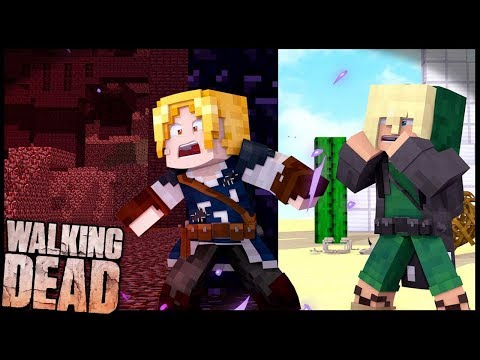 O SEGREDO DO NETHER!! - Walking Craft #21: Minecraft