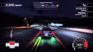 Need For Speed Hot Pursuit  Carson Ridge Reservoir Unreasonable  GT-R HD
