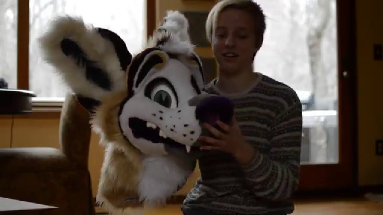 More Fur Less Fursuit Unboxing MATT MY PERFECT SON YouTube