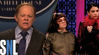 Best of Melissa McCarthy on SNL: Top 5 Funniest Sketches & Impersonations including Sean Spicer