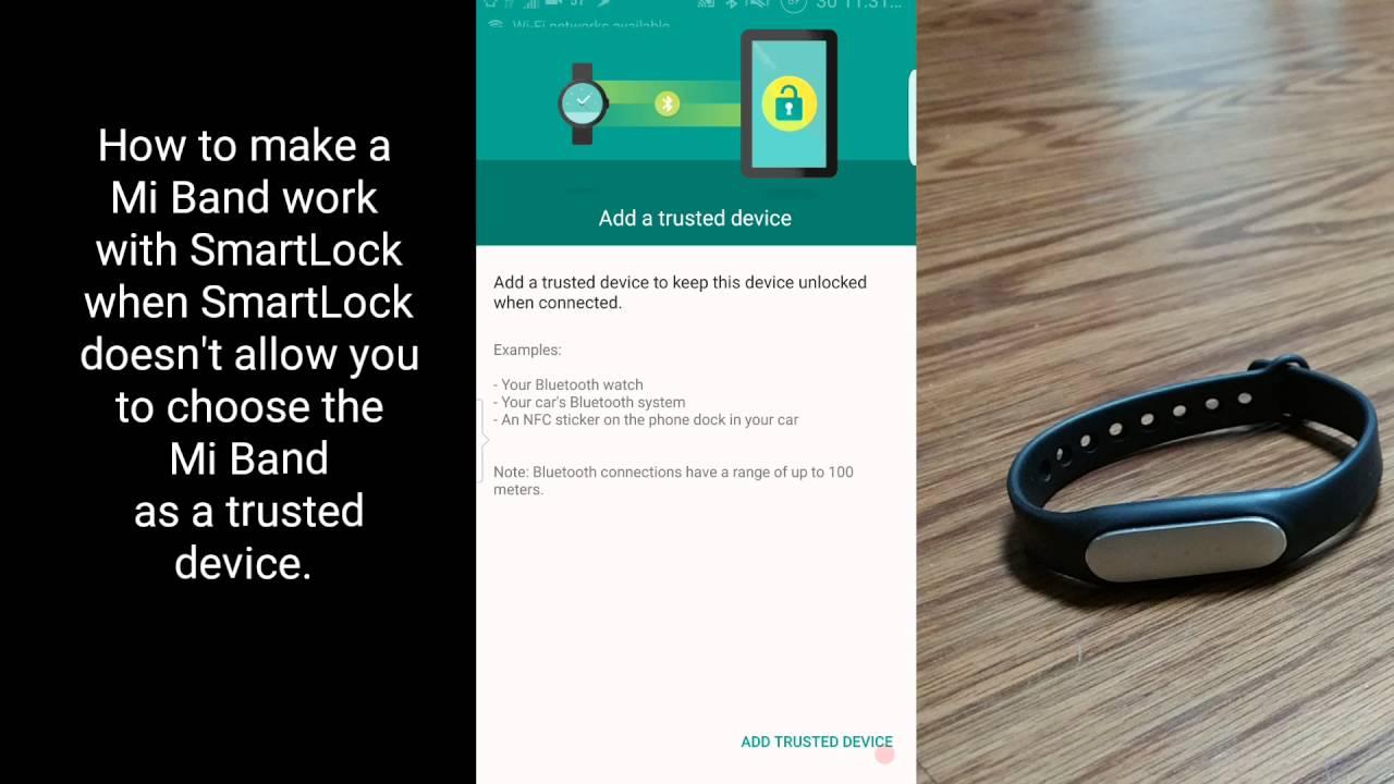 smart lock android bluetooth
