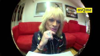 Michael Monroe on taking up a profession other than rock n roll