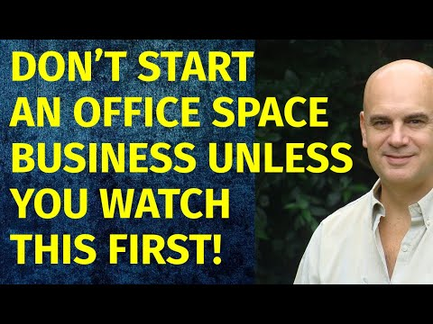 How To Start A Office Space Rental Business | Including Free Business Plan Template