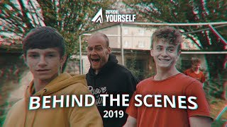 Behind the scenes (SPECIAL) | Improve Yourself