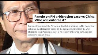 Poe, Escudero vs Panelo: Gov't should at least assert rights over West PH Sea