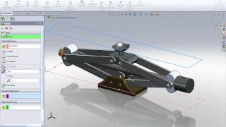 SolidWorks Animation (1/4)