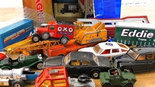 REVIEW AND UNBOXING NEW PARCEL FROM EBAY | BOX WITH TOY CARS PART2