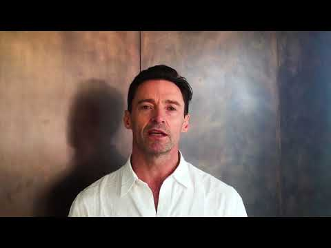 Hugh Jackman - Move The World - Workout For Water
