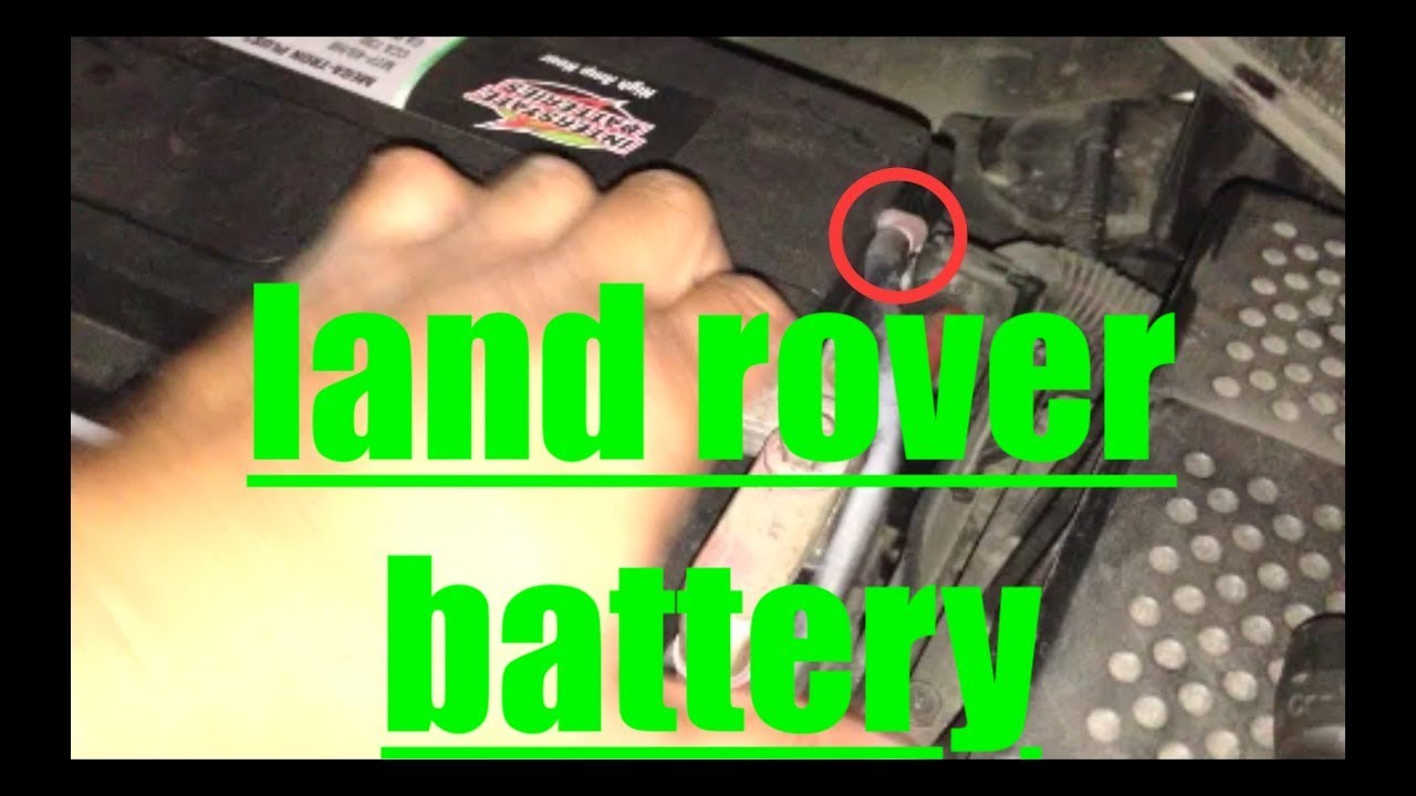 replacement expires profile mechanics signature awsaccesskeyid top land rated three forth landrover cars battery service by rover yourmechanic