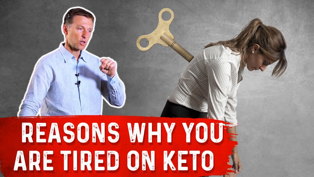 why am i so tired doing keto diet