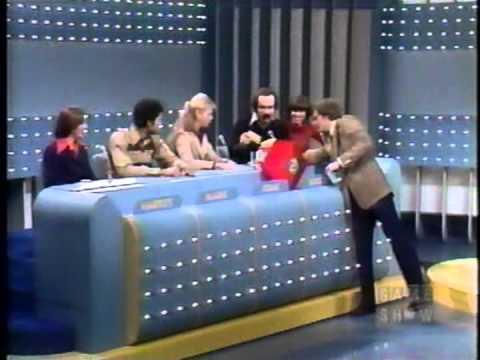 DAVID LETTERMAN GAME  THE RIDDLERS 1977 ROBERT URICH