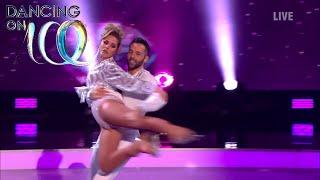 Hollyoaks' Stephanie Waring & Sylvain Give a Diamond Disco Performance! | Dancing On Ice thumbnail