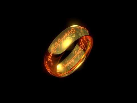 O Um Anel - Saruman - The Black Speech