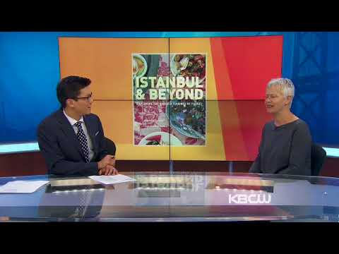 """Istanbul & Beyond"" author Robyn Eckhardt on Bay Area Focus"