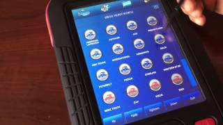 fcar f3n truck pro scan tool overview