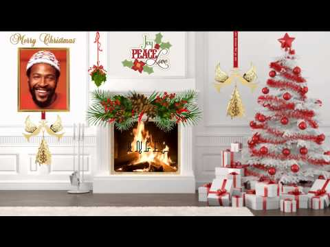 Marvin Gaye *☆* The Christmas Song