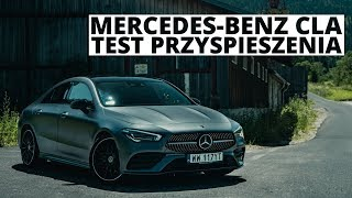 Mercedes-Benz CLA 220 2.0 Benzyna 190 KM (AT) – acceleration 0-100 km/h