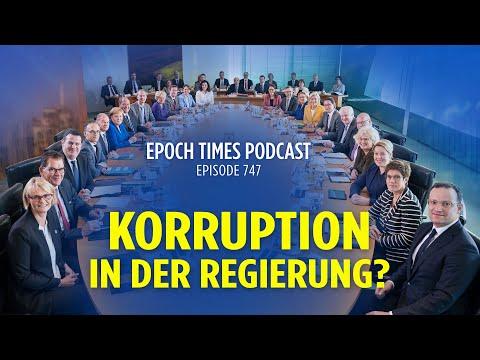 Umfrage: Mehrheit der Deutschen sieht wachsende Korruption