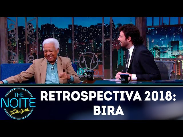 Retrospectiva 2018: Bira | The Noite (21/01/19)