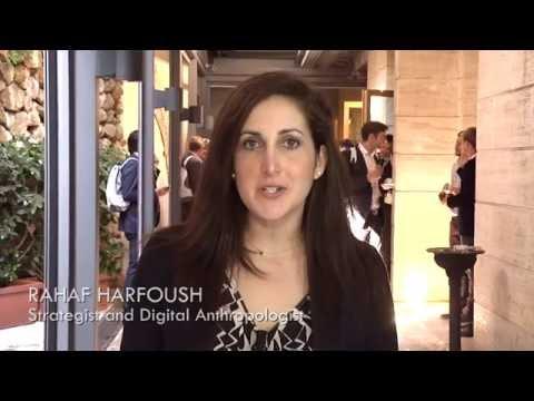 The value of Analytics according to Rahaf Harfoush