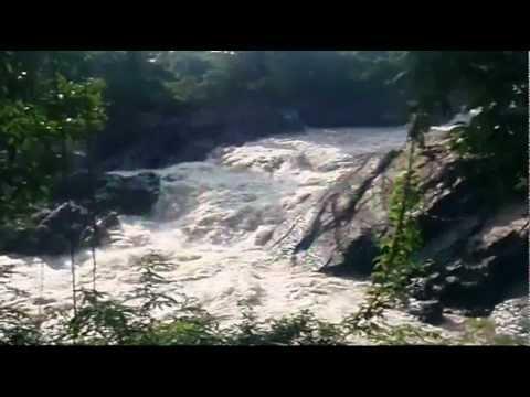 Khone Falls, Four Thousand Islands, Laos 2011