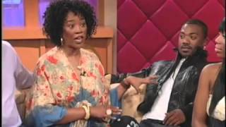 Sonja Norwood on Wendy Williams Show
