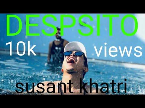 Despacito / sushant khatri dance video