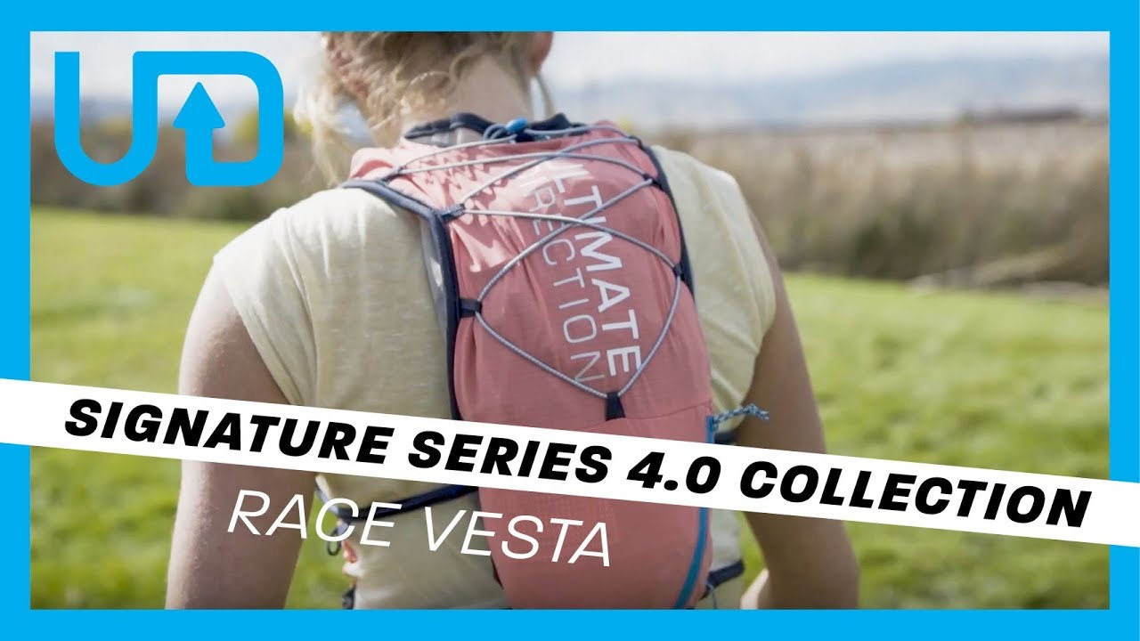 c11ee1a205 Ultimate Direction Women's Trail Running: Race Vesta 4.0 - YouTube