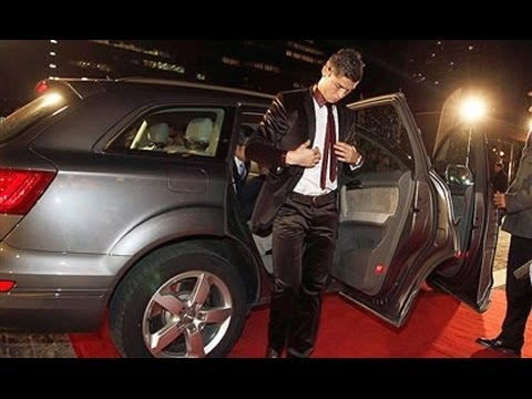 Cristiano Ronaldo Cars  Prices and List ( Audi R8 Ferrari 599, Bentley GT etc.)